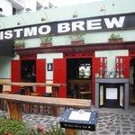 Istmo Brewery a few blocks away