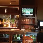 bar on Olive Garden side