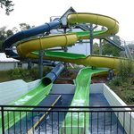 Nightmare and Daydream Waterslides