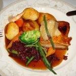roast belly of pork
