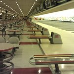 Biggest Bowling Alley I've Ever Seen, and Reasonably Priced!