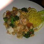 Delicious Shrimp & Noodles