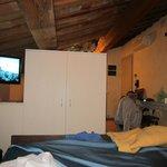 foto della camera