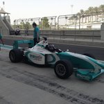 Formula Yas driving experience