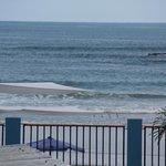 view from Mermaid room