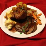 My Roast beef last sunday