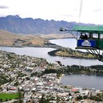 Soaring over Queenstown (at least feels that way)