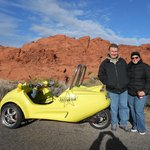 Red Rock scooter tour