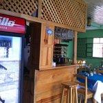 club's bar