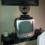 télévision d'un autre âge
