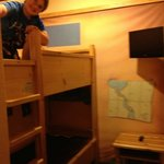 Bunk Bed in Kids Cabin