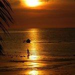 uno dei tramonti .....
