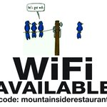 Wi-Fi- available