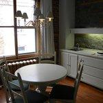 Suite Dinning Area