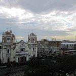 Basilica and plaza