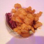 plan rock shrimp tempura