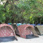 Camping ground (Ao Chong Kaad)
