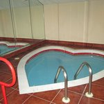 Pool in room
