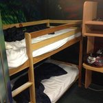 Theme room bunk beds