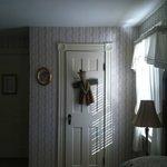Elizabeth Howe room, midday.