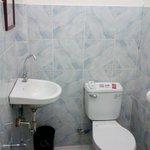 Standard Room Toilet.