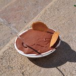 la parfait chocolat gelato