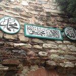 Sahabes in Eyup Area