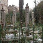 Islamic Sahabe Cemetery Istanbul