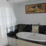 Large Bath Area