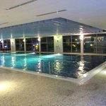 Lap pool on 2nd floor