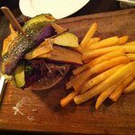 Burger - Lamb