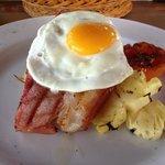 English style breakfast - lovely
