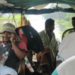Binu, our guide!