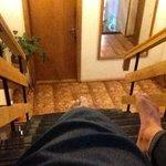 best spot for wifi, floor 2.5