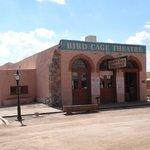 The Birdcage Theatre