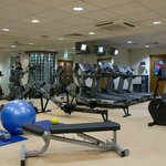 Gym at Camden Court Hotel