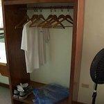 Clothes storage (no dresser)