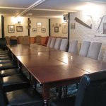 Our function room, available for private hire