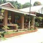 Enterence Pangkor Inn Chalet