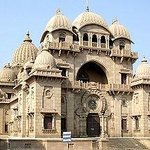 Belur math temple built by Swami Vivekananda honouring his Master Sri Ramakrishna