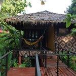 Our fan bungalow