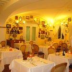 Sala da pranzo Ristorante Le Zuppiere