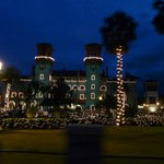 saint augustine holiday lights