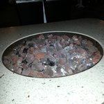 Fire pits on the sundeck...many do not work....ours did not work.