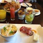 café da manhã incluído na diária!