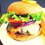 Matt the Miller's Bacon Burger