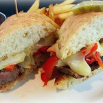 Tavern Steak Sandwich
