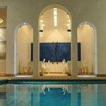 Patio et piscine 1