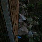 scarichi dei bungalow