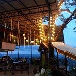 Taklobo's restaurant outdoor seating